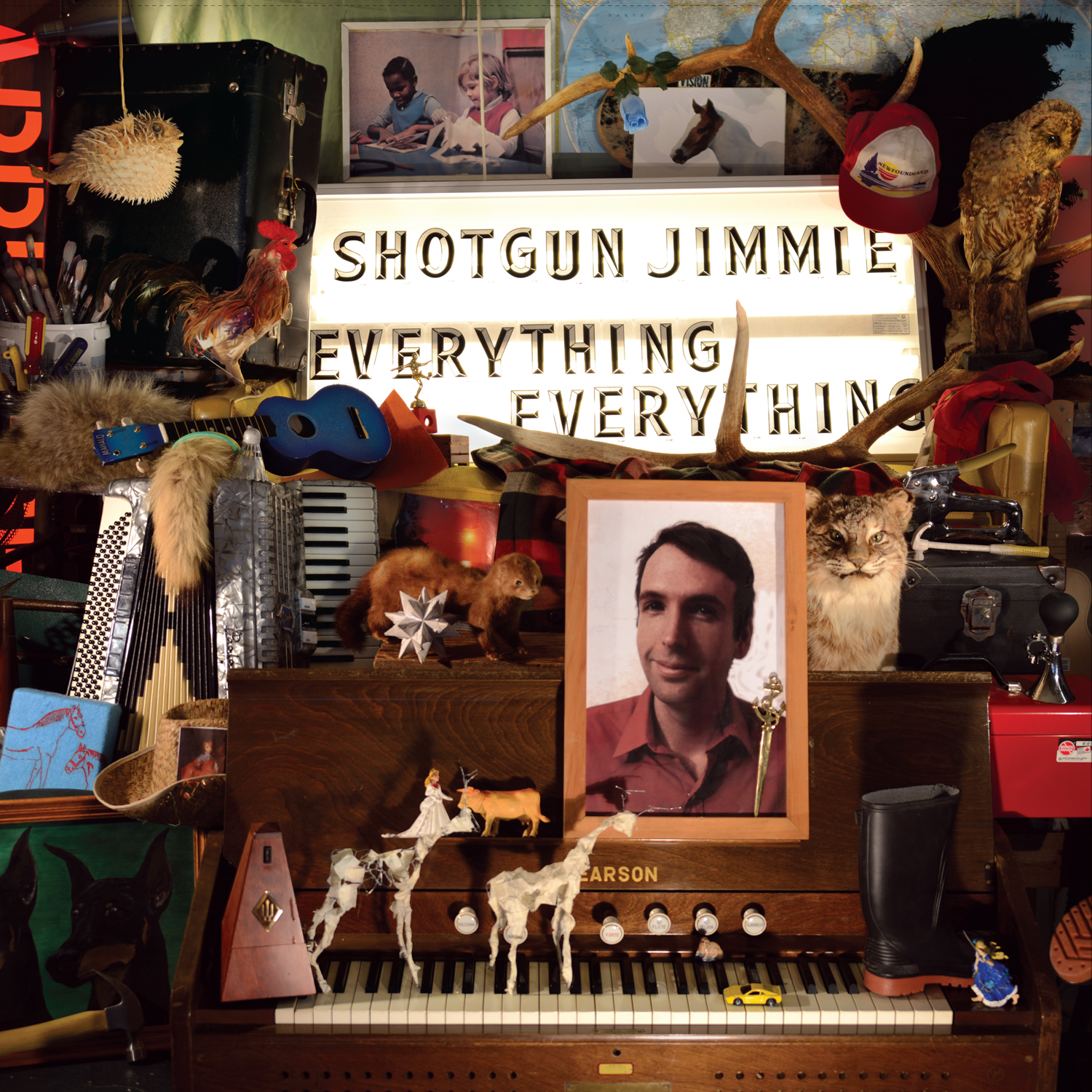 Shotgun Jimmie Everything Everything