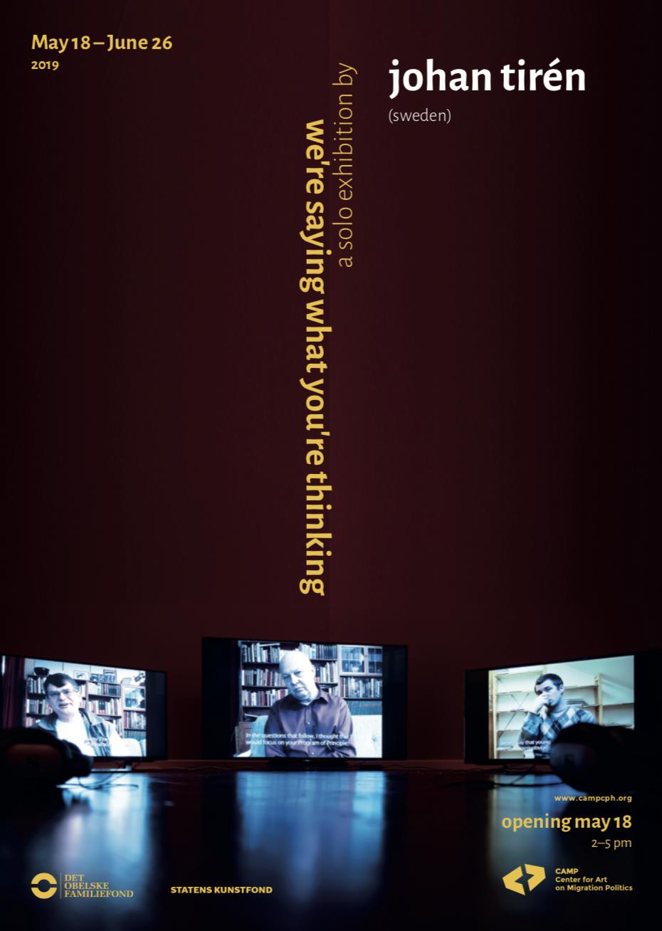 Poster design: Tiago Gonçalves