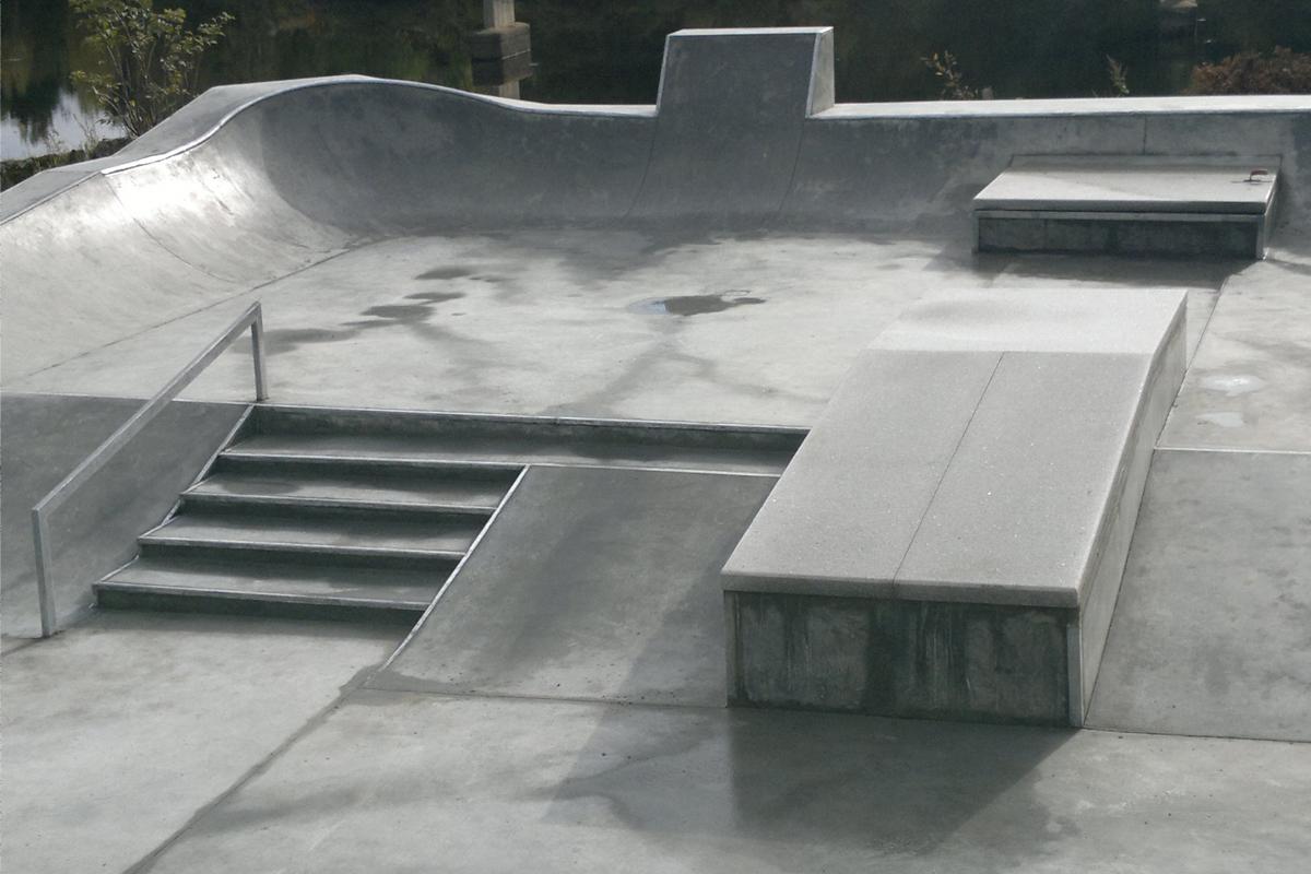 Skatepark i Moss