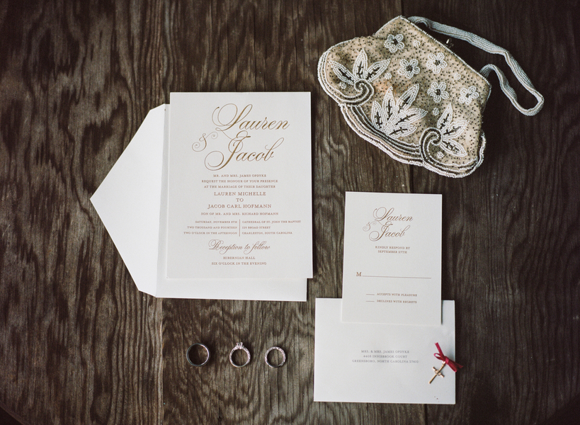 Charleston Wedding at Hibernian Hall