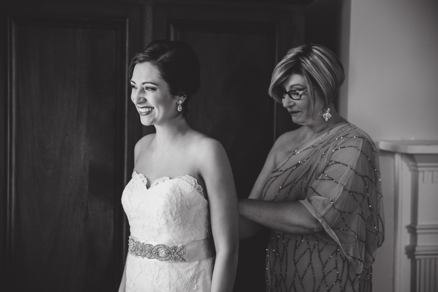 Lowcountry Wedding Bride