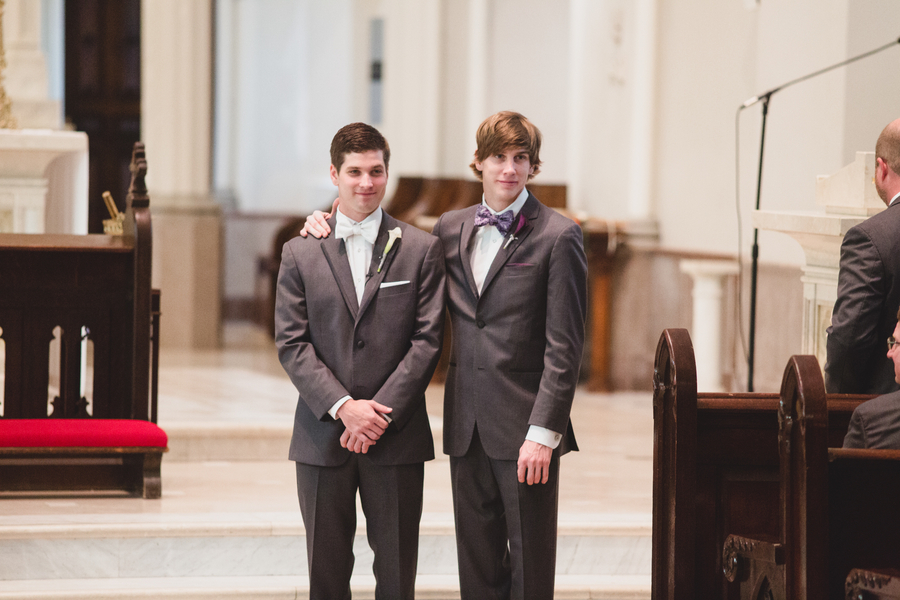 Catholic Wedding in Charleston