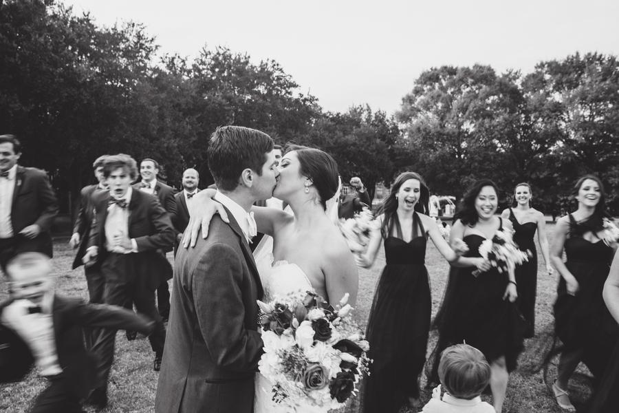 Charleston Waterfront Park Bridal Party