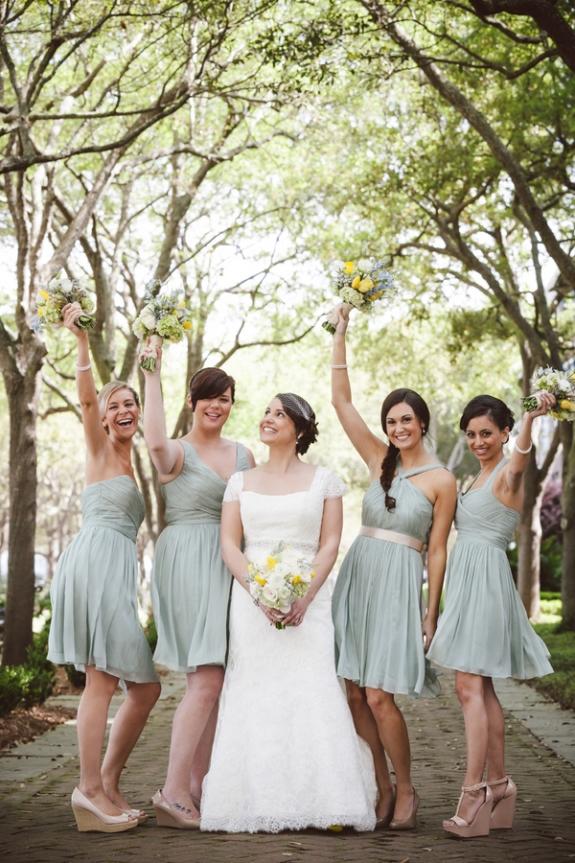 Megan Kortvelesy and Mike Bartolomeo's wedding at the Magnolia P