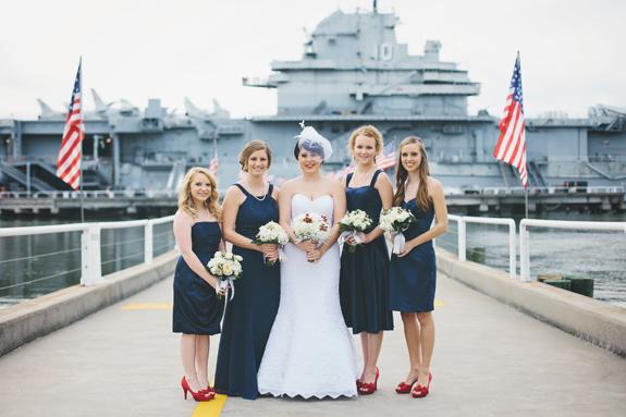 uss-yorktown-wedding