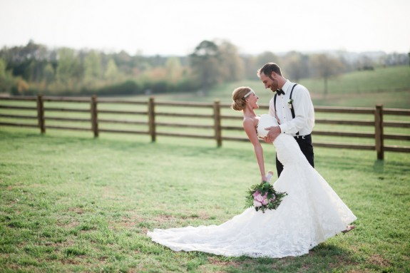 Alabama Wedding by Megan Forehand Photography