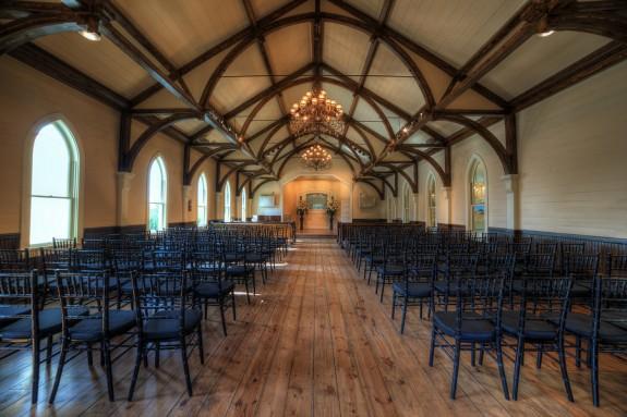 Tybee Island Wedding Chapel by Gagan Dhiman Photography