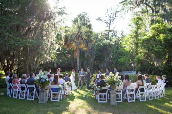 Magnolia Plantation & Gardens Wedding by Jennifer Priddy Photography