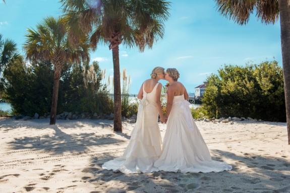 Charleston Harbor Resort and Marina Wedding
