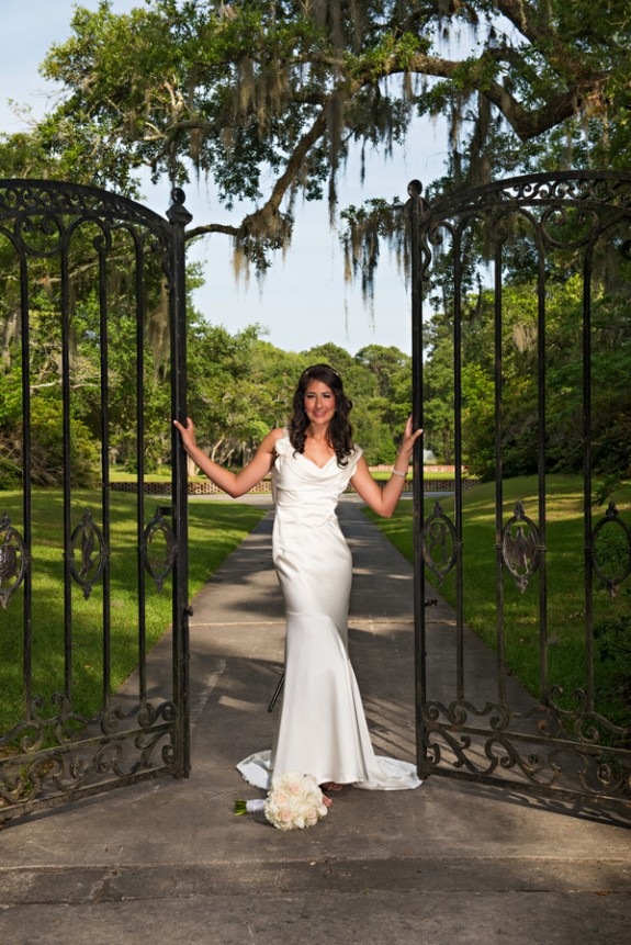 Brookgreen Gardens Wedding