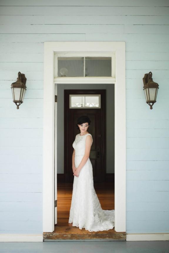 Hightower Hall Wedding Portraits