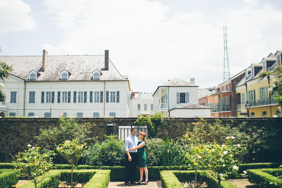 New Orleans Engagement