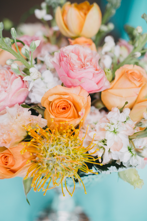 Charleston wedding flowers by Wildflower Inc
