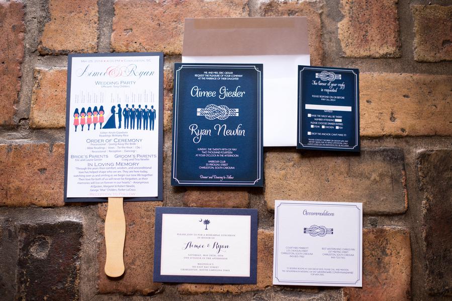 Charleston Wedding at Harbor Club by Reese Moore Weddings