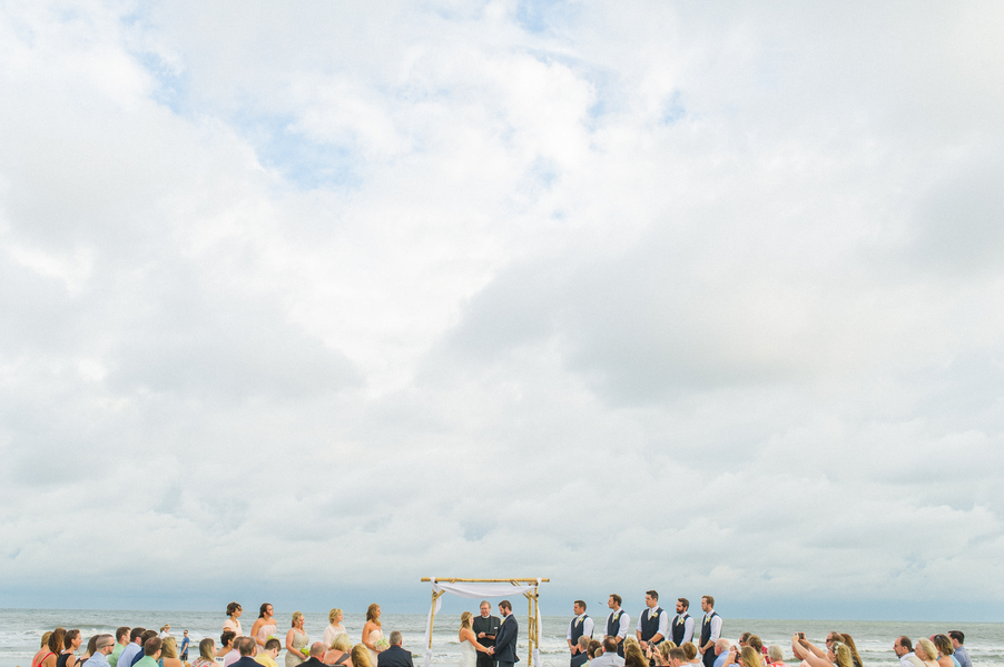 Nautical Wedding at Hilton Head Island by Priscilla Thomas Photography