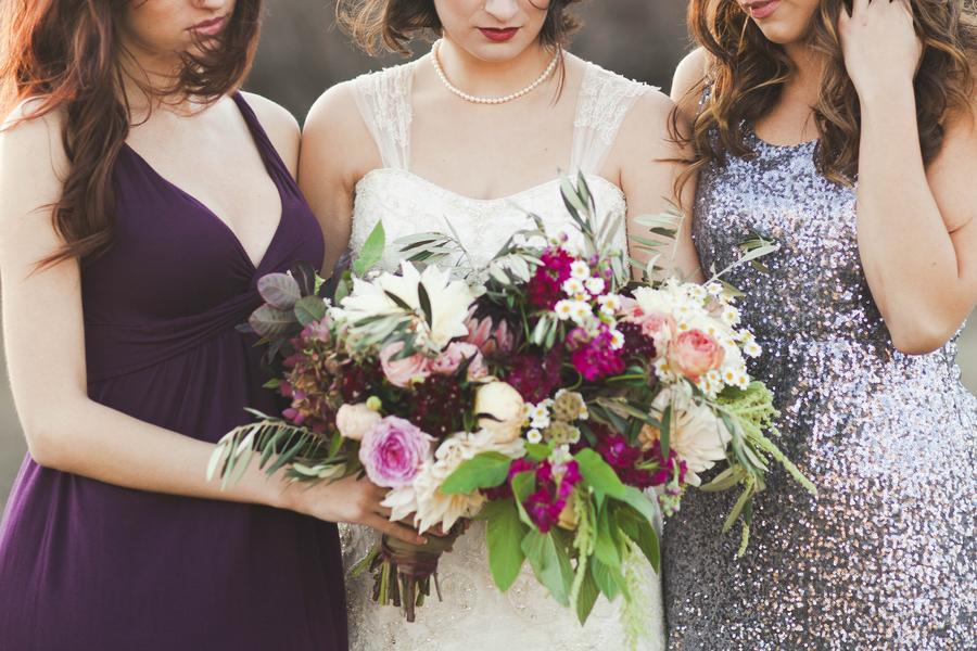 Romantic Winter Wedding Inspiration