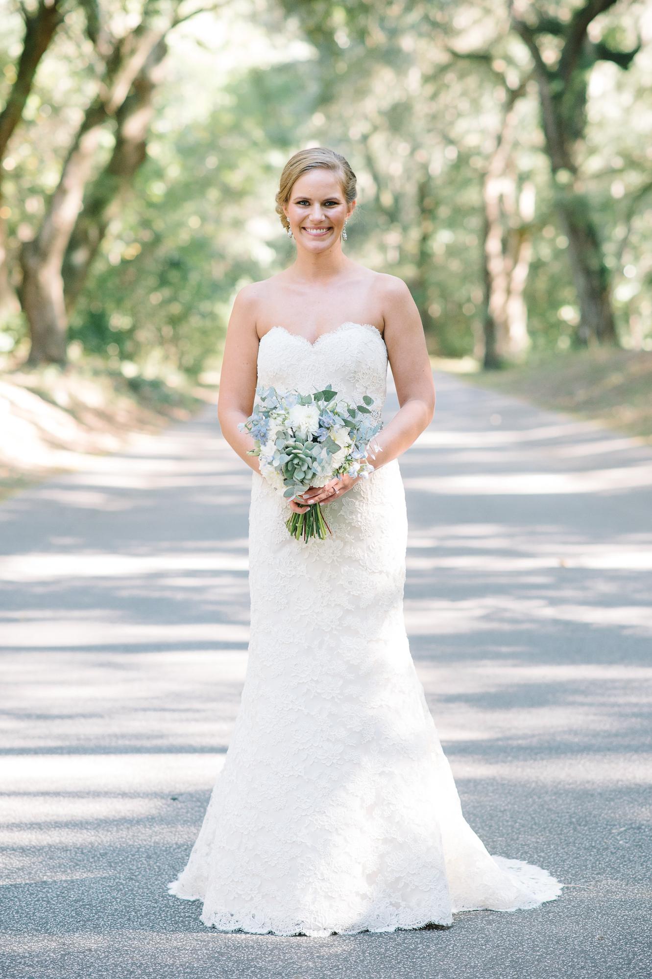 Charleston wedding at Legare Waring House
