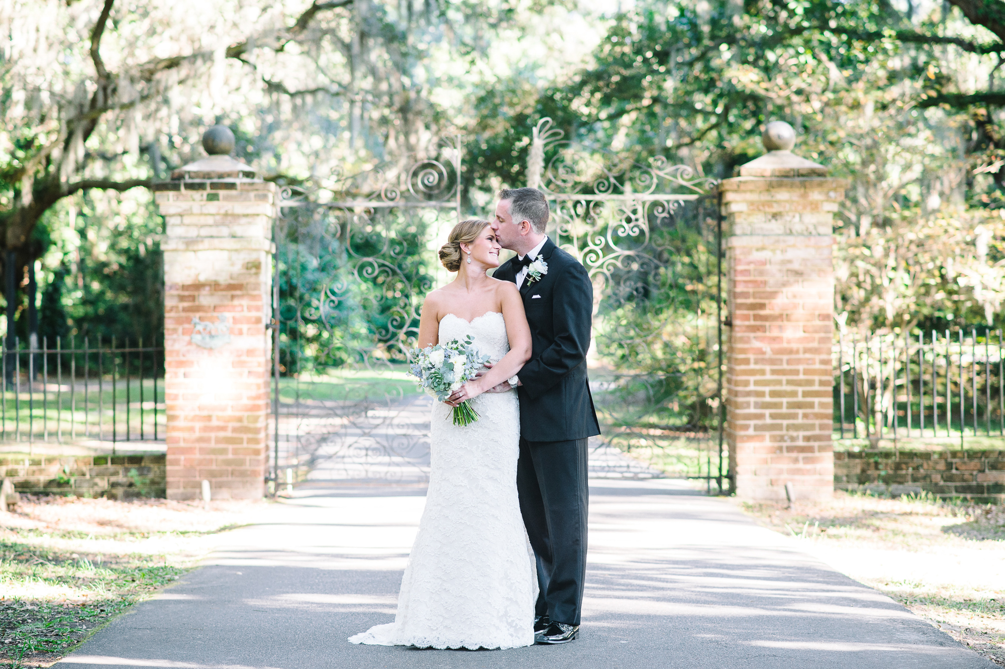 Legare Waring House wedding in Charleston, SC