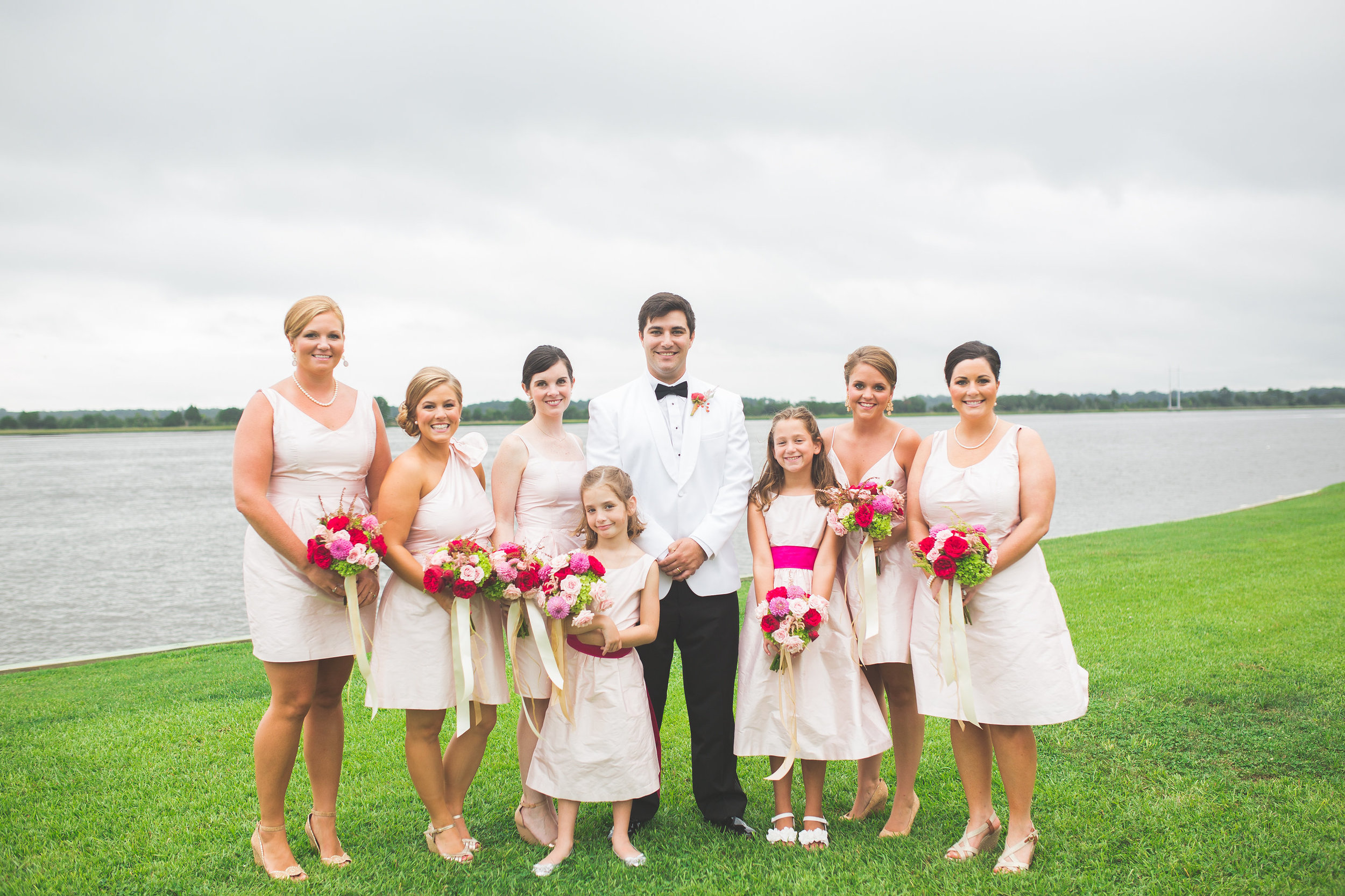 LulaKate bridesmaids dresses