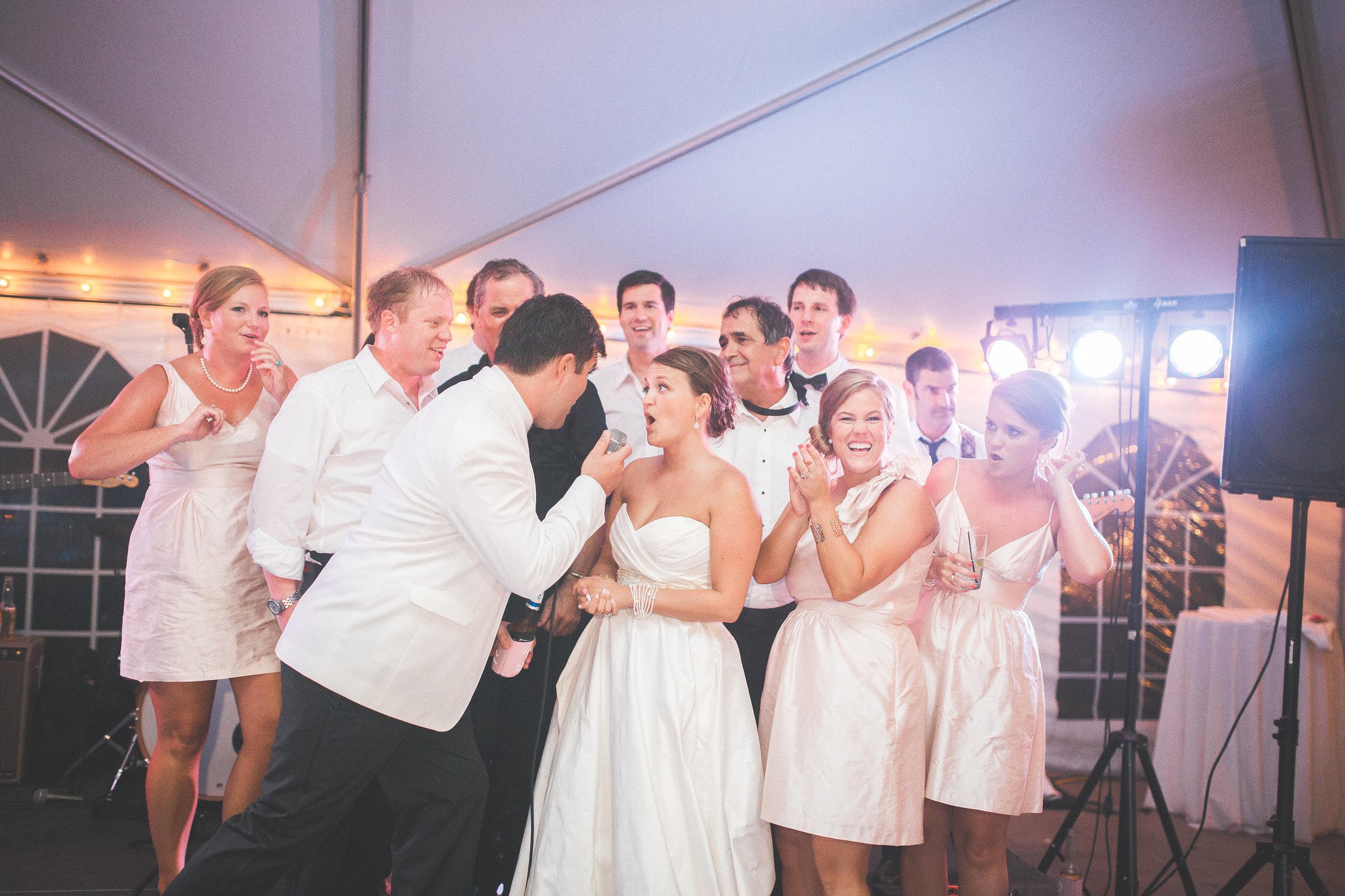 Charleston wedding at the Island House