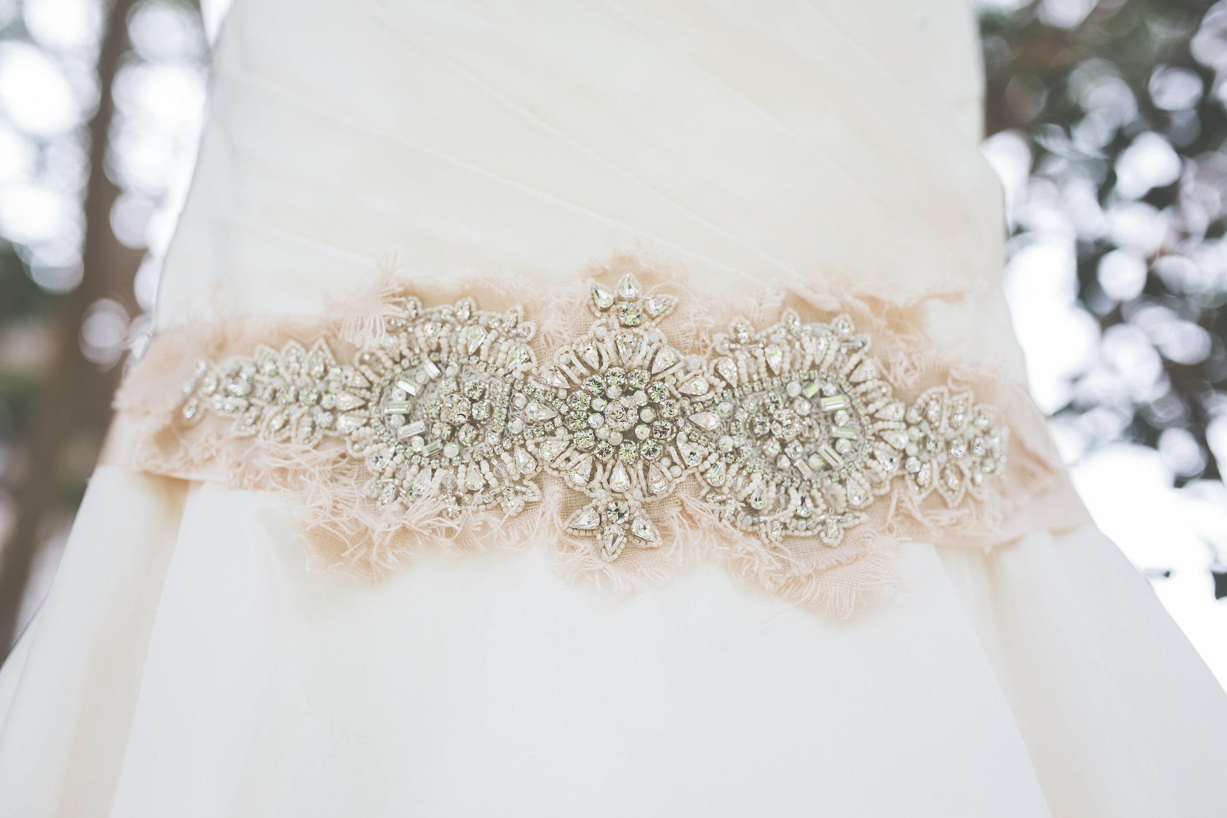 Romona Keveza wedding dress from Maddison Row