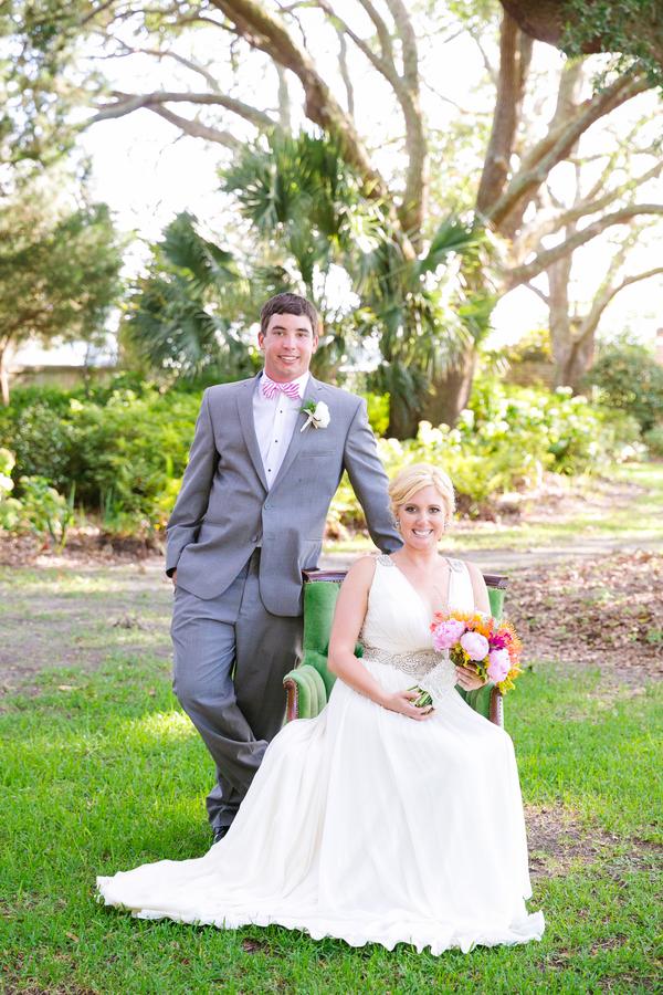 Lowndes Grove Plantation wedding