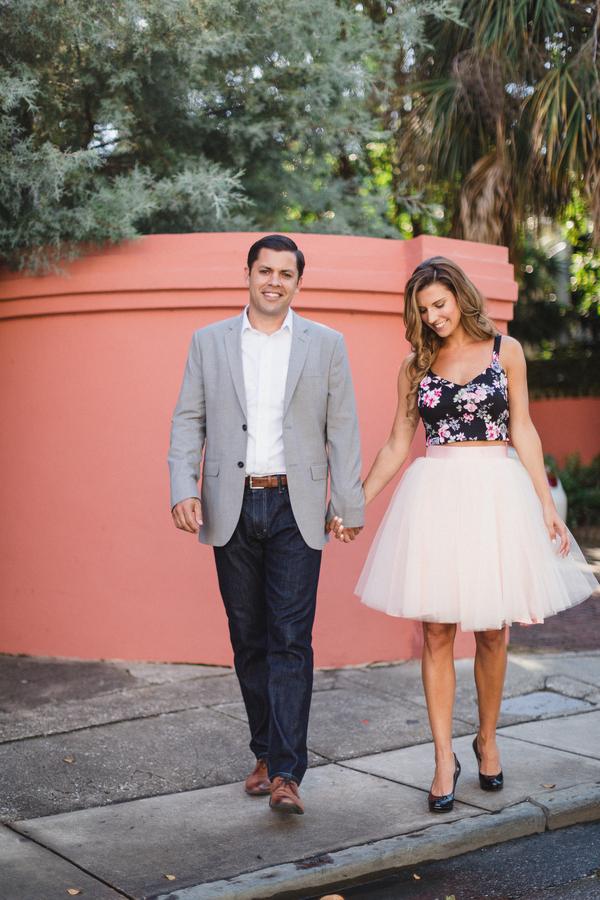 Allison Tausek  & Trevor Jennings engagement