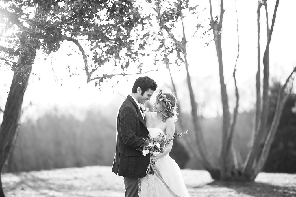 Rustic Southern Wedding Inspiration