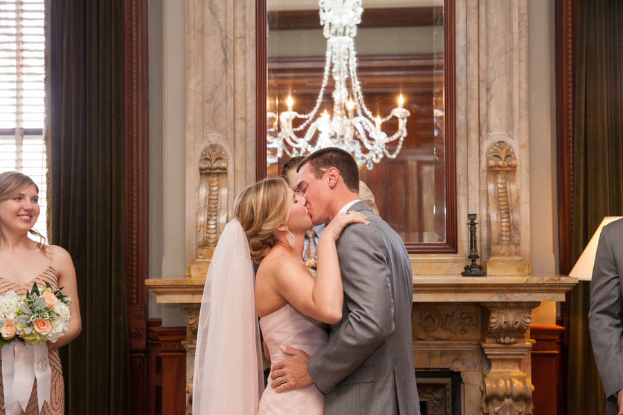 Eric & Erin's Wentworth Mansion wedding