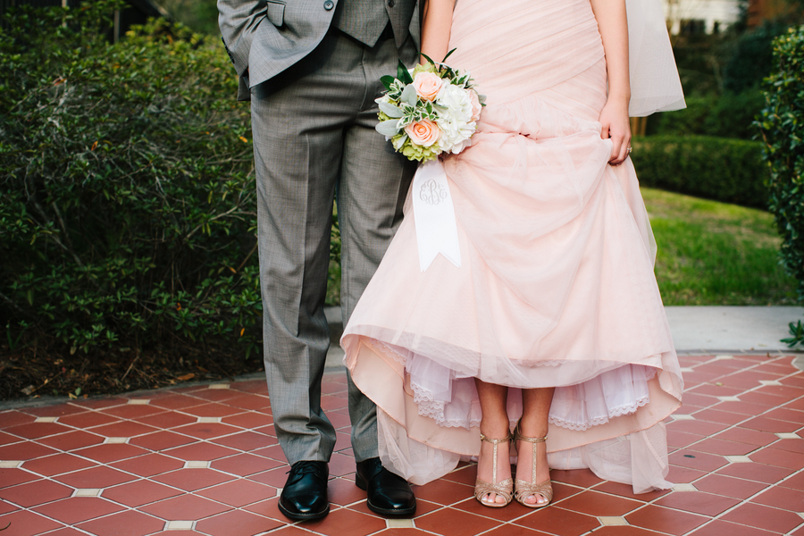 Charleston wedding at the Wentworth Mansion