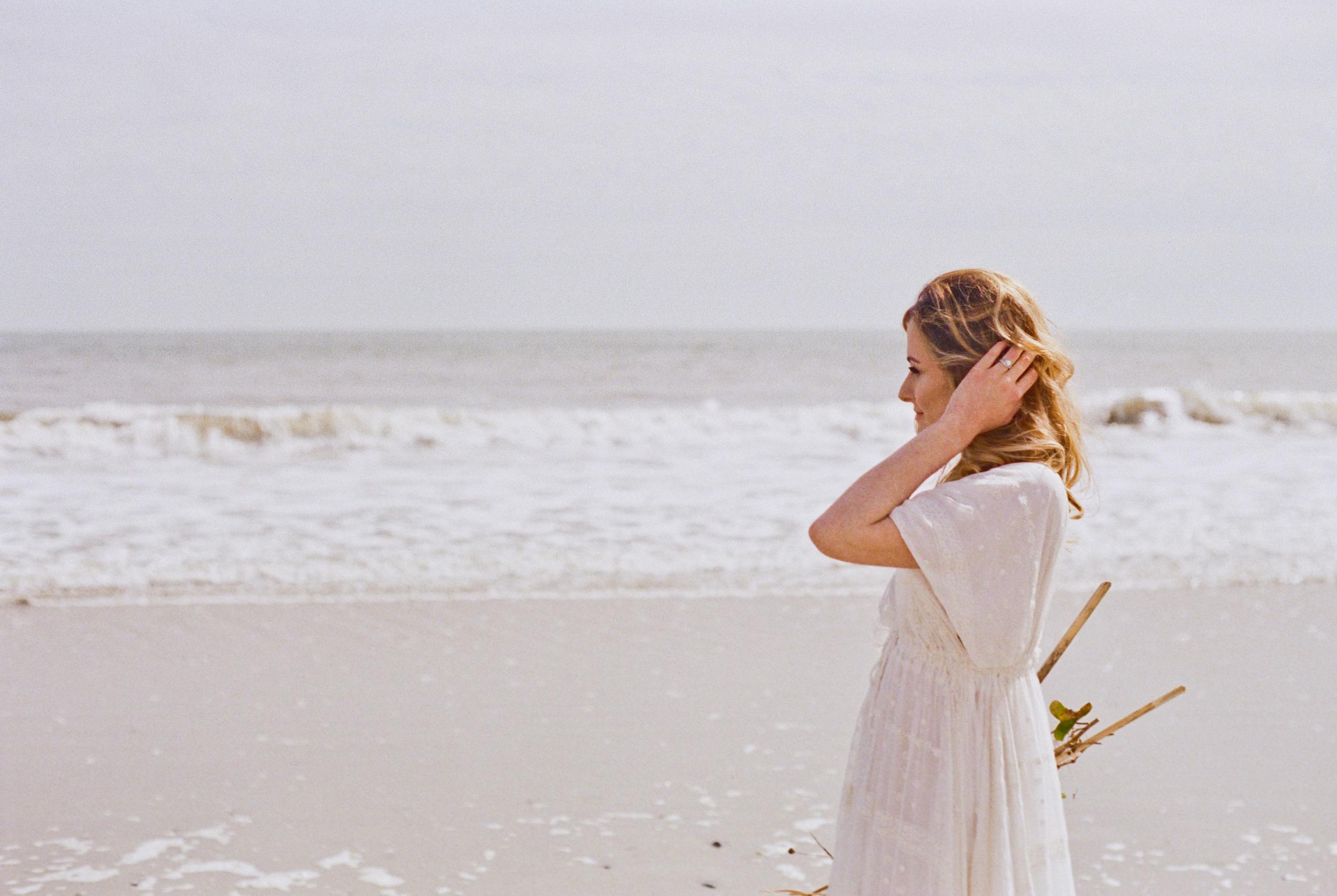 Engagement on Isle of Palms, SC by JJ Horton Photography