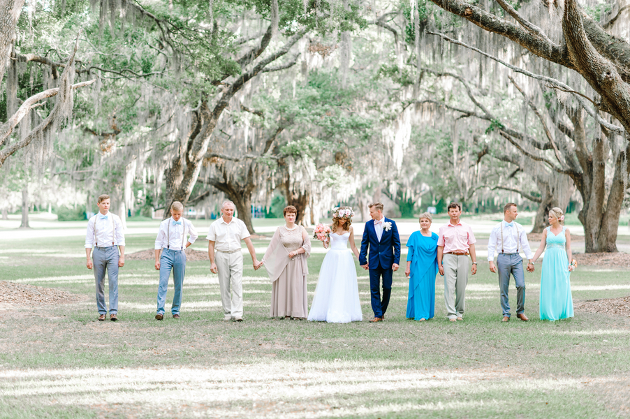 Lowcountry Bridal Party