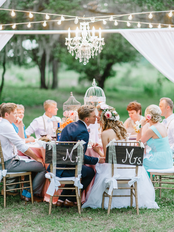 Litchfield Plantation wedding by Gigi Noelle Events