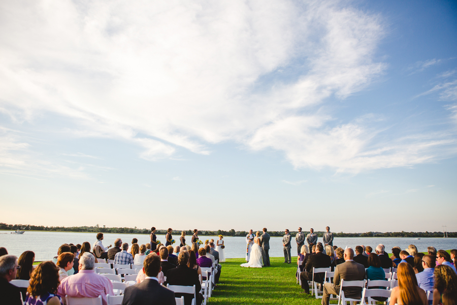 Island House Wedding