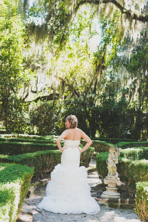 Charleston Bridal Portraits