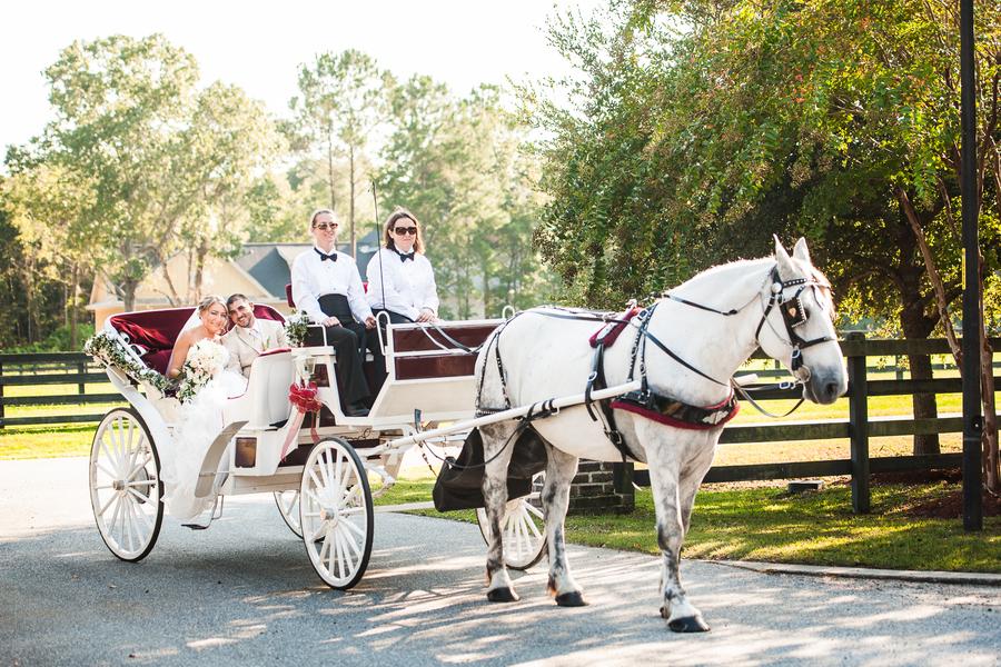 Charleston wedding at Pepper Plantation
