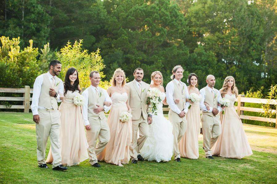 Charleston Bridal Party