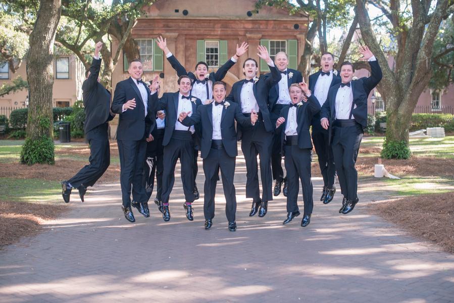 Charleston wedding by Molly Joseph Photography