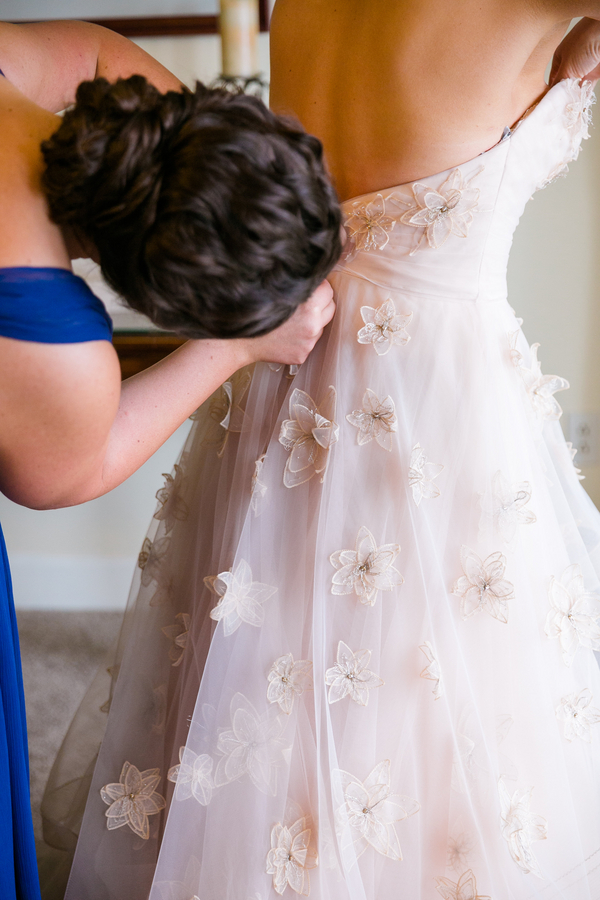 Blush Wtoo Watters gown