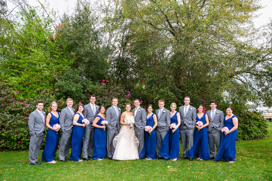 Wedding in Charleston, SC by Dana Cubbage Photography