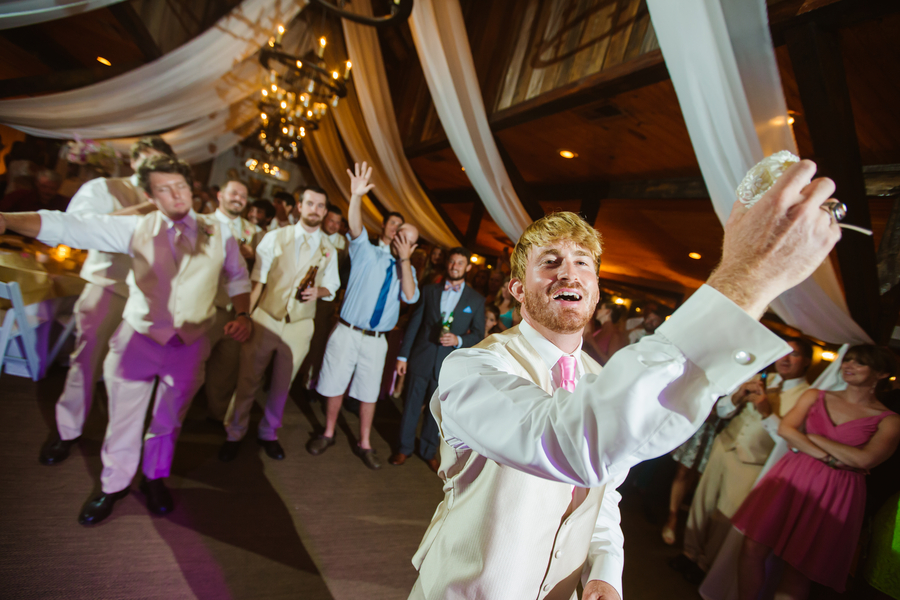 Charlesotn wedding reception