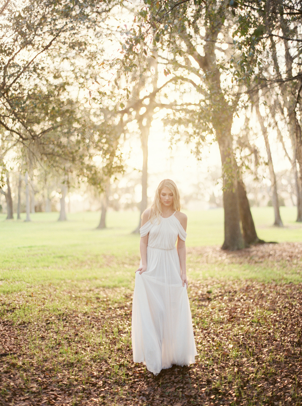 Organic Wedding Inspiration at Boone Hall Plantation