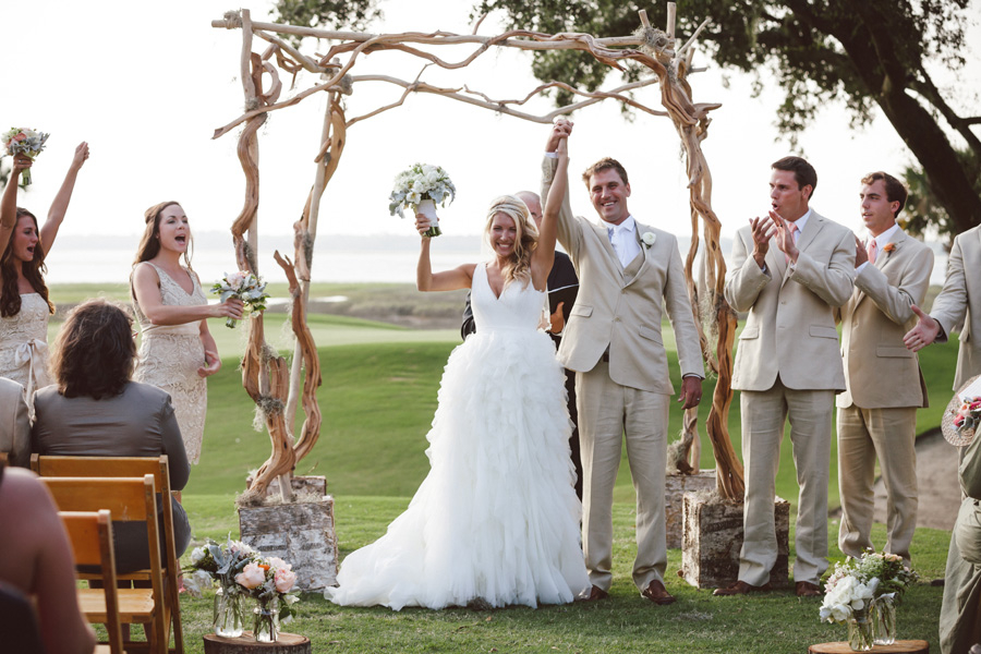 Charleston Wedding on Kiawah Island