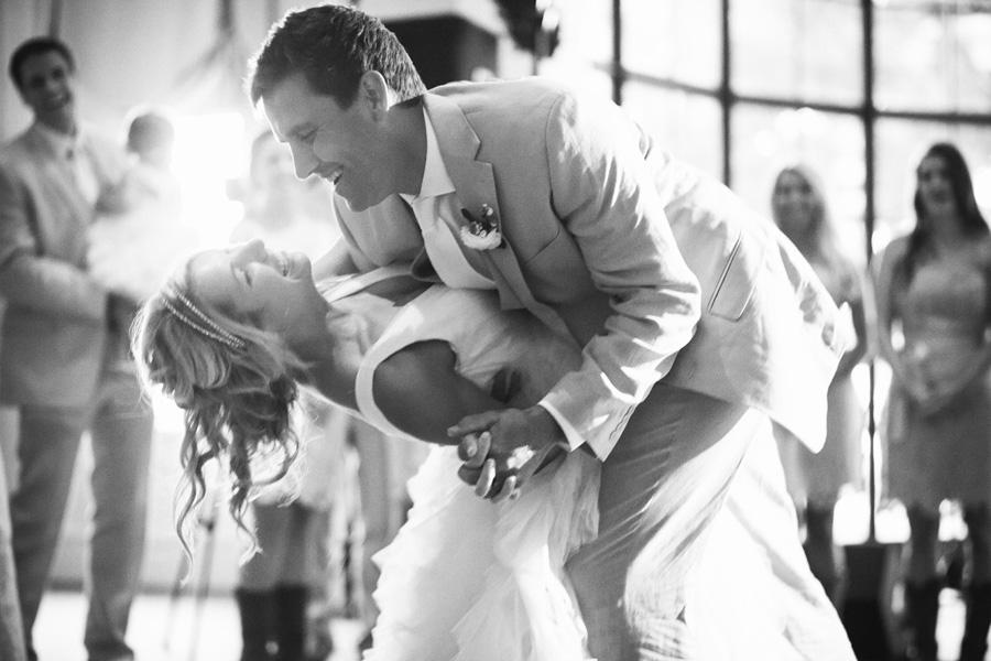 Charleston Wedding Reception