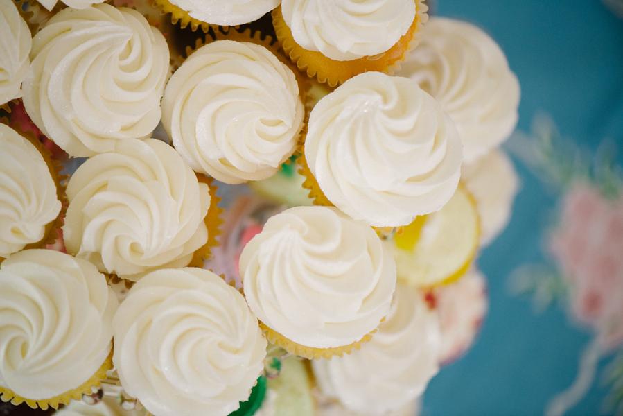Myrtle Beach Wedding Cupcakes