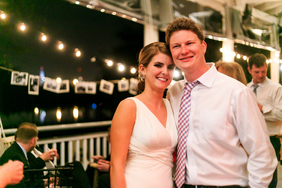 Charleston Wedding at Creek Club at I'On