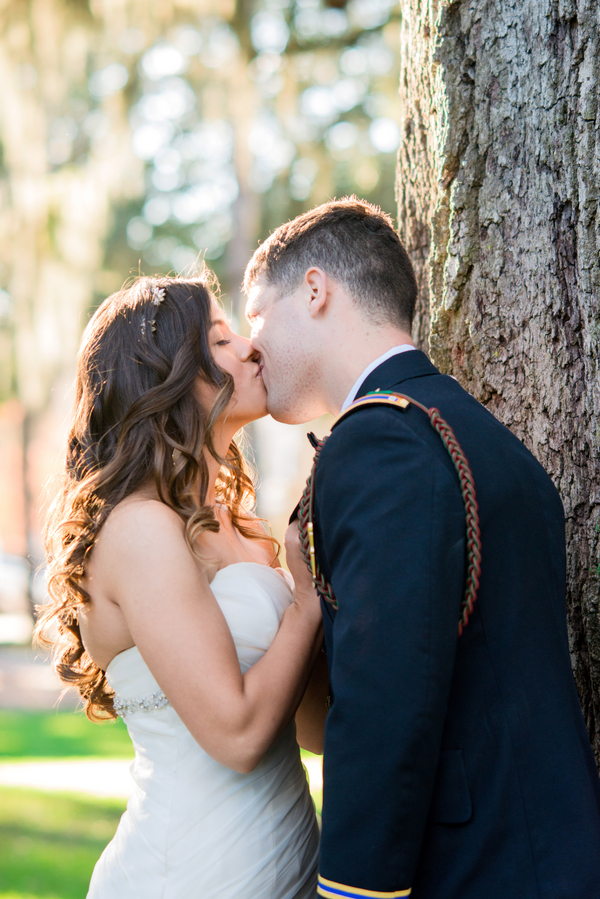 Forsyth Park Wedding in Downtown Savannah, GA