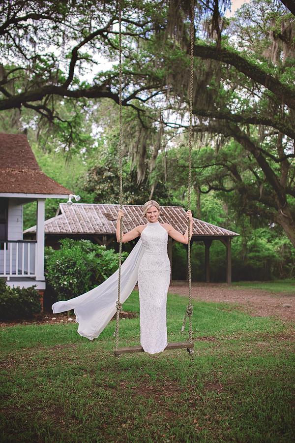 Charleston wedding at Wingate Plantation