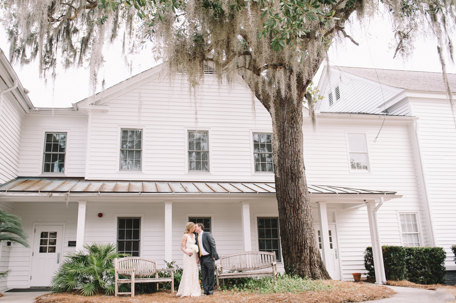 Mount Pleasant Presbyterian Church Wedding