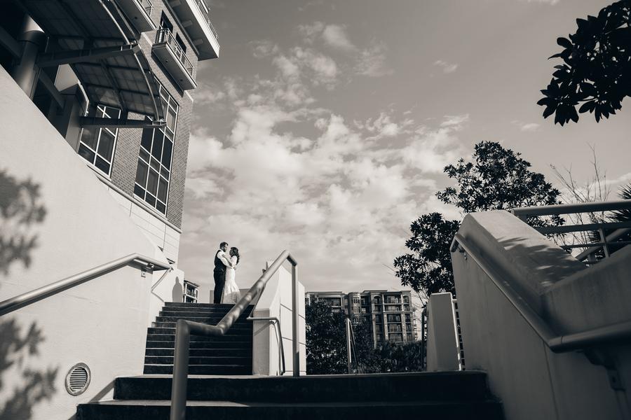 Harborside East wedding in Charleston, SC